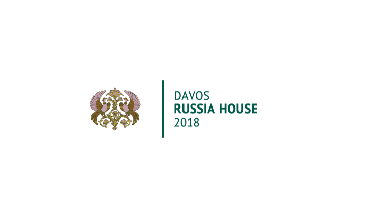 Russia house in Davos