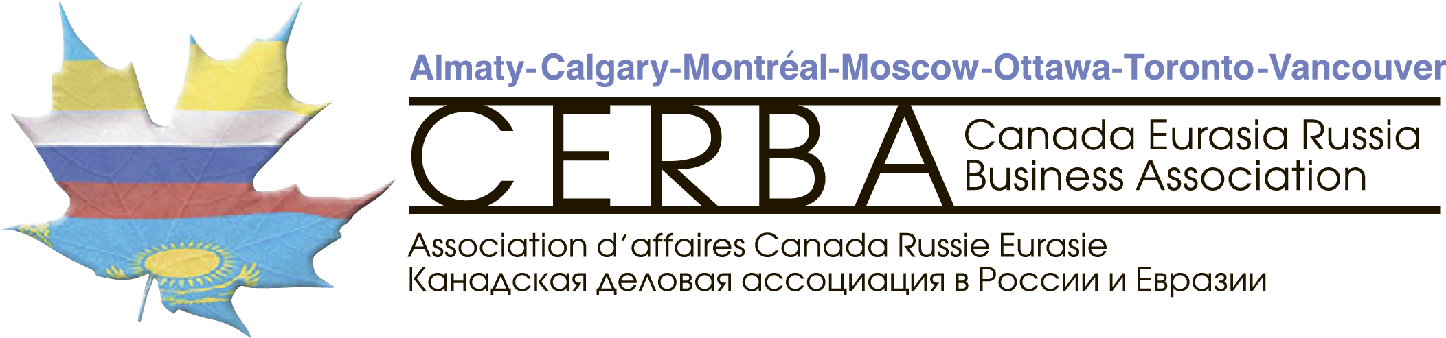 The Canada Eurasia Russia Business Association (CERBA)
